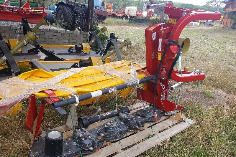 Other Other cutters and shredders New Bellon 5 disc mower Cutters and shredders