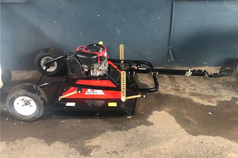 Slashers Quadmaster Tow Behind Mower Cutters and shredders