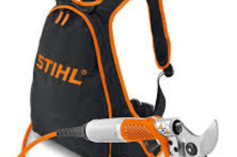 STIHL CORDLESS PRUNING SHEARS ASA 65 Cutters and shredders