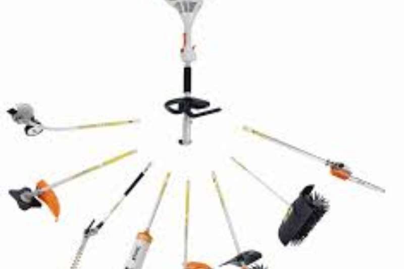 STIHL KOMBI SYSYTEM Cutters and shredders