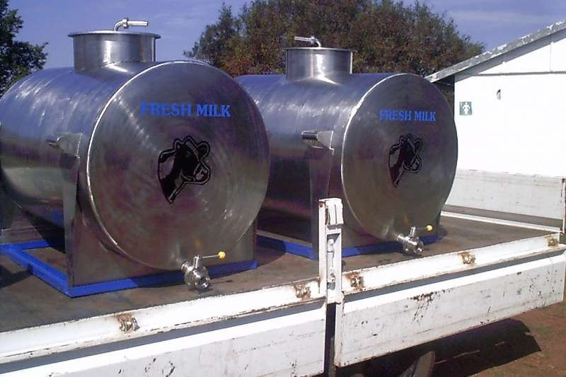 Milk machines Milk Transport Tanks Dairy farming