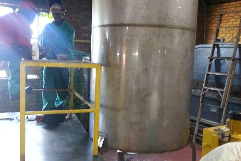 Sterilisation - dairy Kook Pot Dairy farming