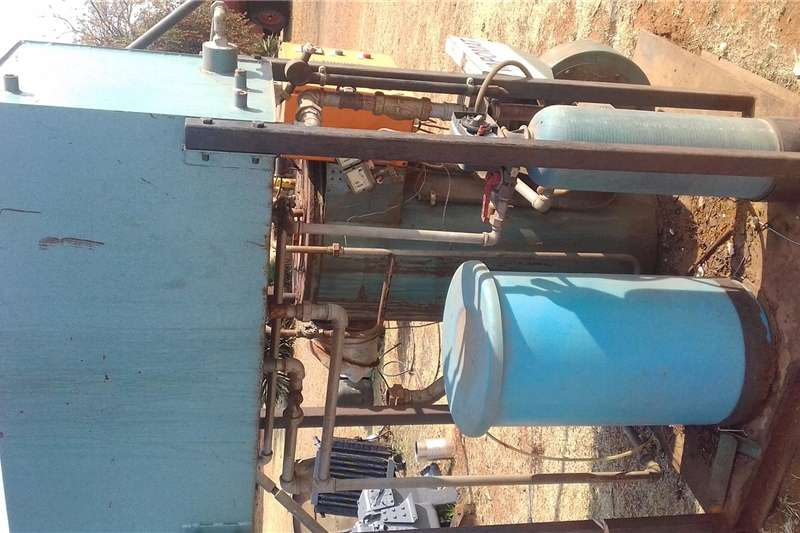 Dairy Farming Sterilisation - Dairy steamboiler