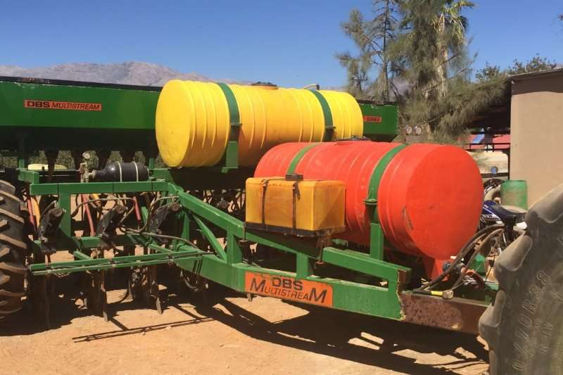DBX Planting and Seeding Other Planting and Seeding DBS Ausplow seeder