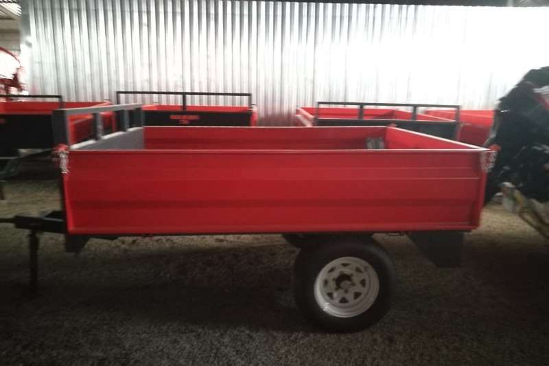 Dicla Agricultural Trailers 2 Ton Trailer