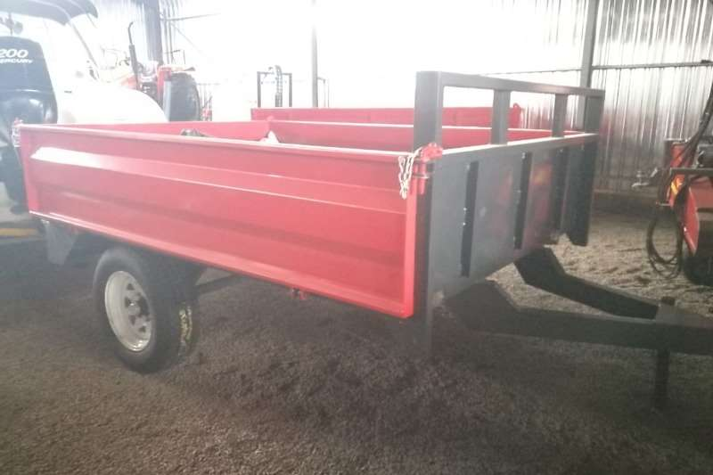 Dicla 2 Ton Trailer Agricultural trailers