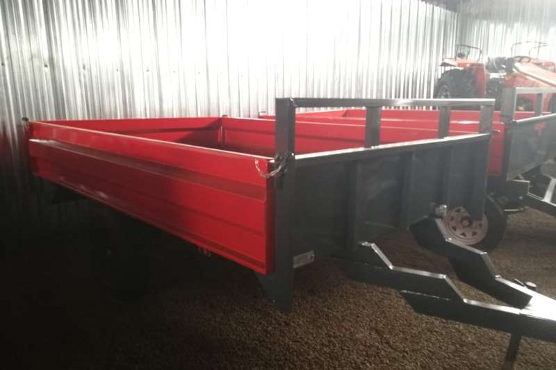 Dicla 3.5 Ton Trailer Agricultural trailers