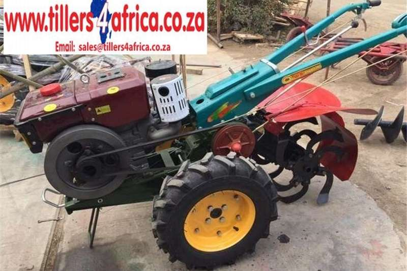 Ditcher for two wheel tractor Digger