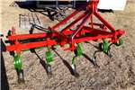 Digger seedbed maker 5 furrow and roller