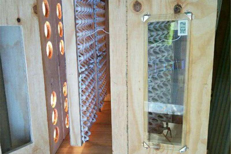 Afrochicks Egg Incubators and Hatchers Egg incubator