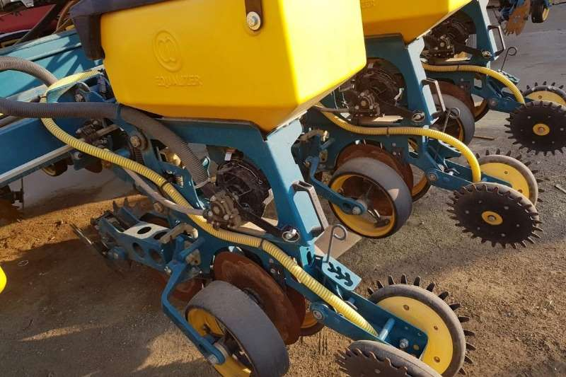 Equalizer Drawn planters Equalizer SL 12/914 Widespan Planting and seeding