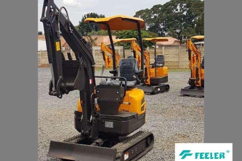 Excavator 1600KG Excavator FX16 2019