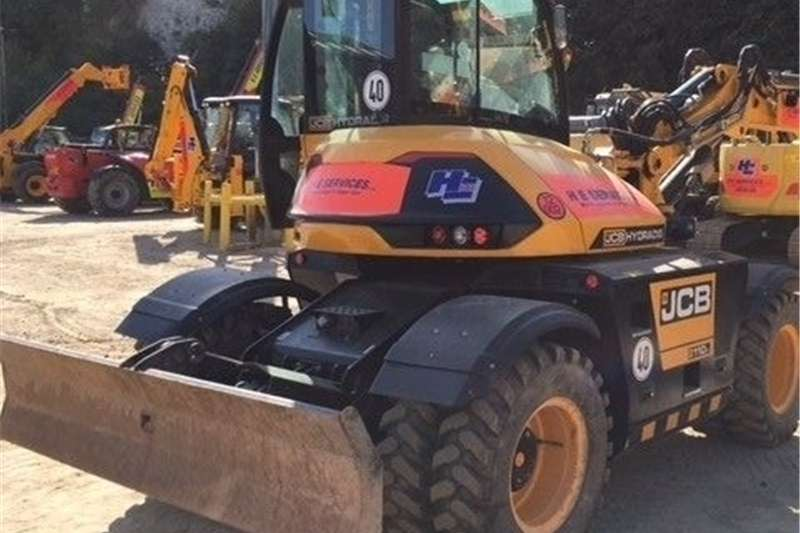 JCB EXCAVATOR FOR SALE Excavator