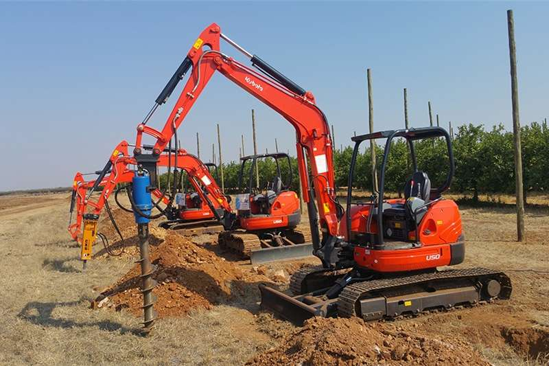 Kubota Excavator U Series   Come and have a look Excavator