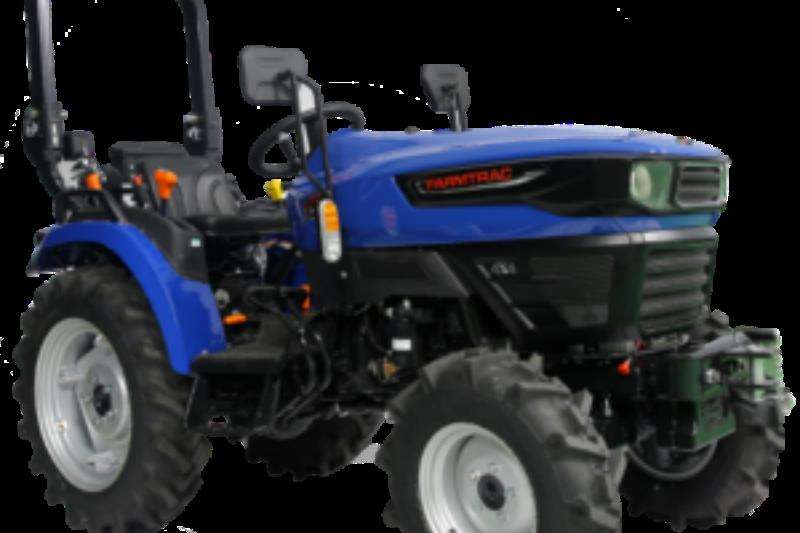 Farm Tractors Four Wheel Drive Tractors Farmtrac FT30 Compact 4WD 2018