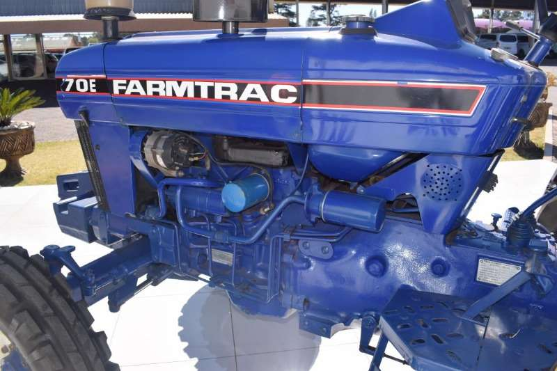 Farm Other tractors Farmtrac 70E 45kW/60Hp 2x4 Tractors
