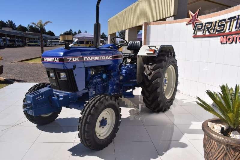 Farm Other tractors Farmtrac 70E 45kW/60Hp 2x4 Tractors