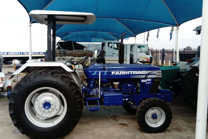 Farm Two wheel drive tractors Farmtrac FT6060 2WD Tractors