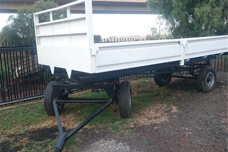 Farm Trailers Other 6 Ton Trailer 0