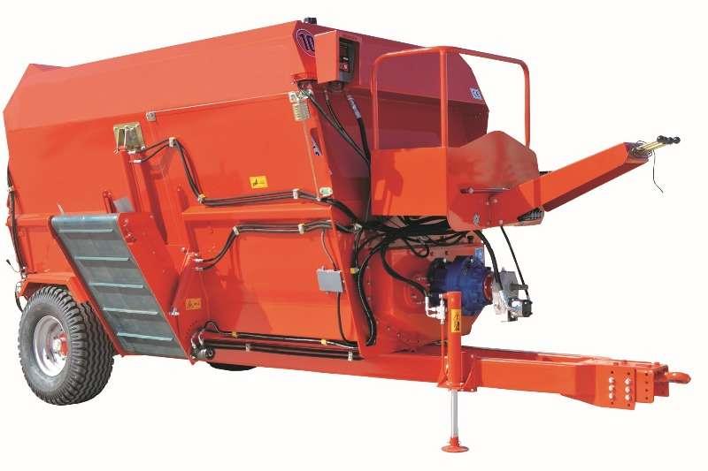 Horizontal feed mixers ILGI HFM Horizontal Feed Mixer 4 to 20m3 Feed mixers
