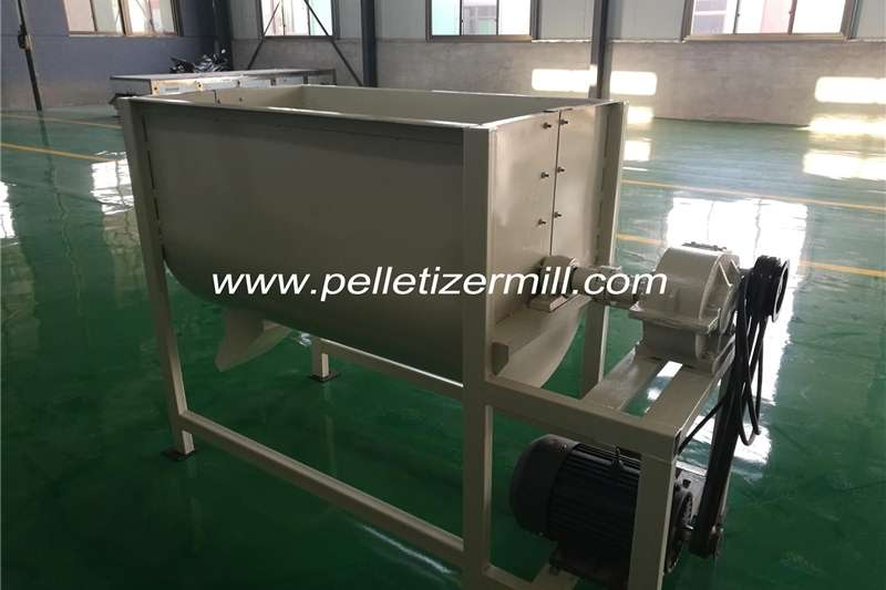 Horizontal feed mixers poultry feed mixer machine high effecient feed mix Feed mixers