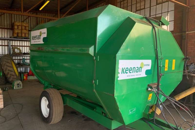 Other feed mixers KEENAN FEEDMIXER 100IN GOOD CONDITION Feed mixers