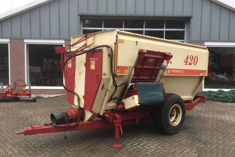 Feed Mixers Vertical Feed Mixers 0