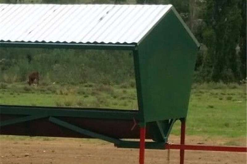 Cattle concentrate feeder Feed wagons