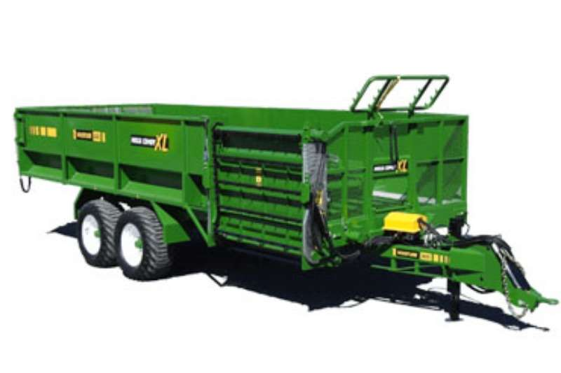 Other HUSTLER Mega Comby XL Feed wagons