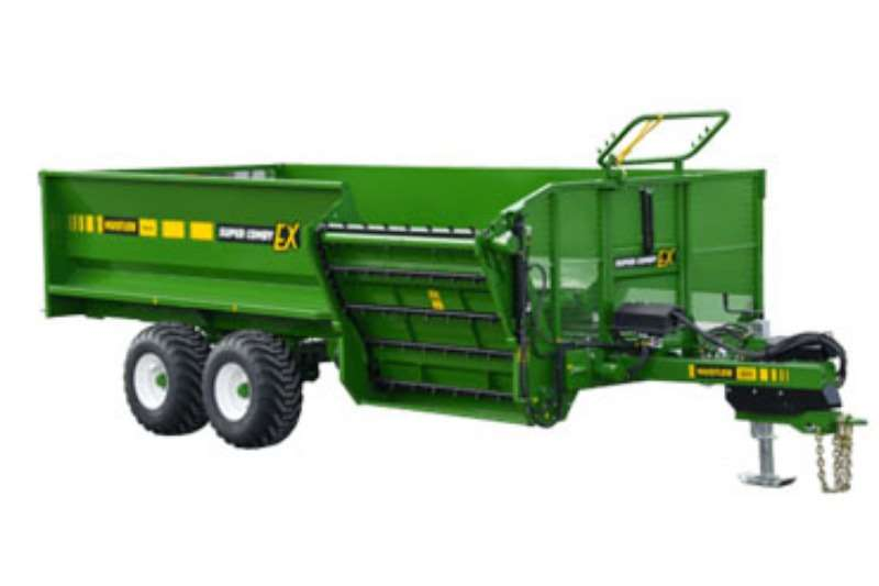 Other HUSTLERSuper Comby EX Feed wagons