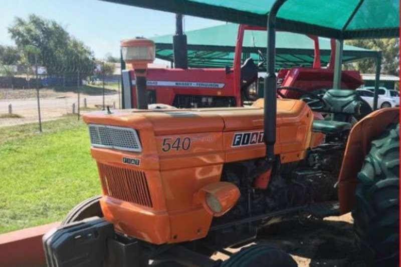 Fiat Tractors 540