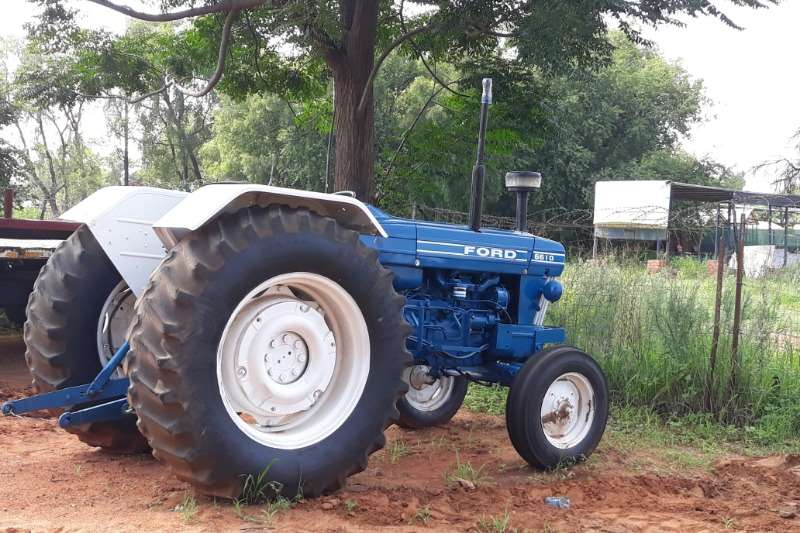 Fiat Ford 6610 TRACTOR Tractors