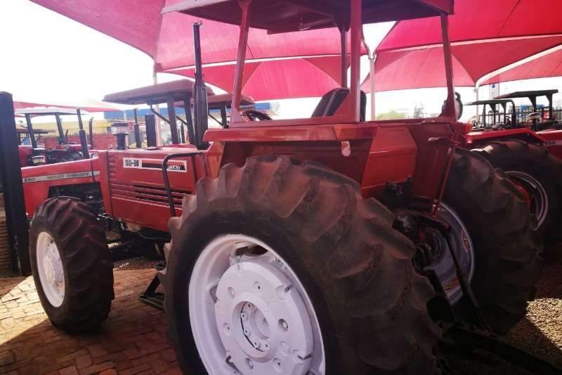 Fiat Four wheel drive tractors 100 90 Fully Refurbished (552) Tractors