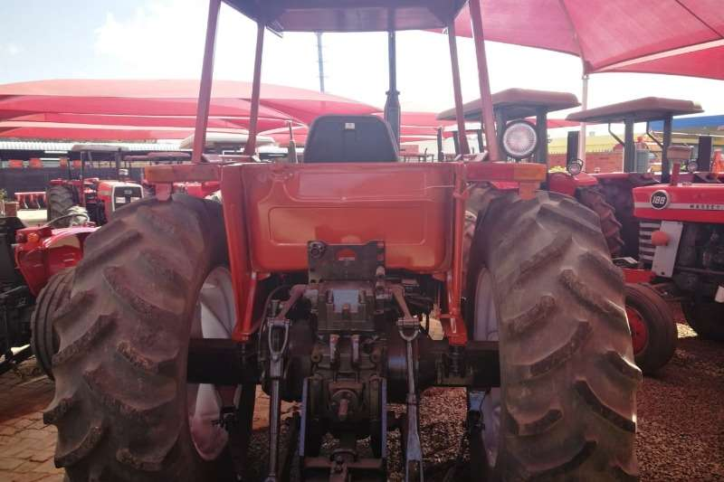 Fiat Tractors Four Wheel Drive Tractors 100-90 Fully Refurbished (552)