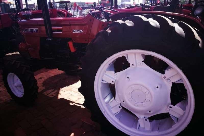 Fiat Four wheel drive tractors Fiat 640 Tractors