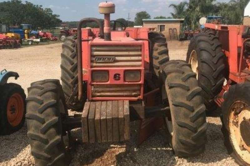 Fiat Four wheel drive tractors Fiat DT880 Tractors