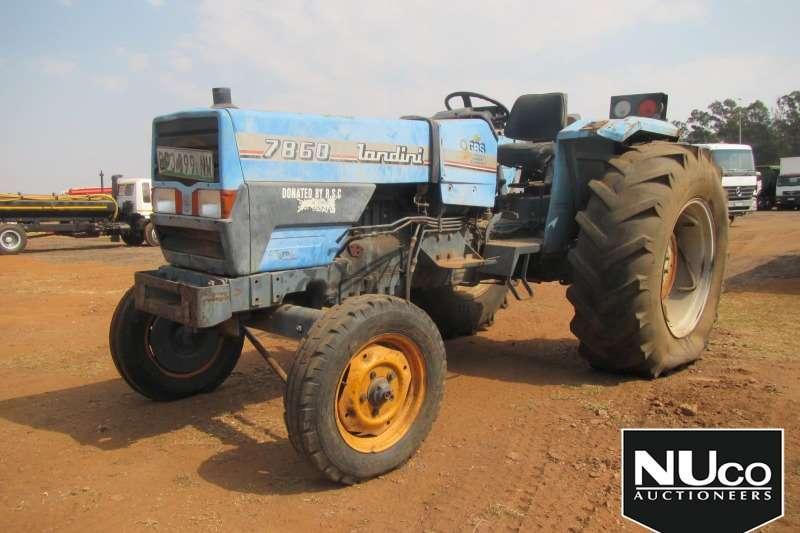 Fiat LANDINI 78600 TRACTOR Tractors