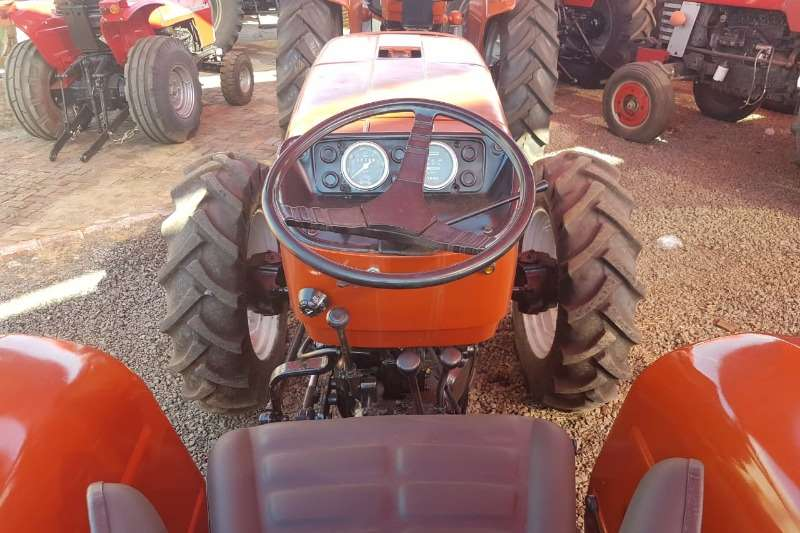 Fiat Two wheel drive tractors 640 Fully Refurbished (974) Tractors