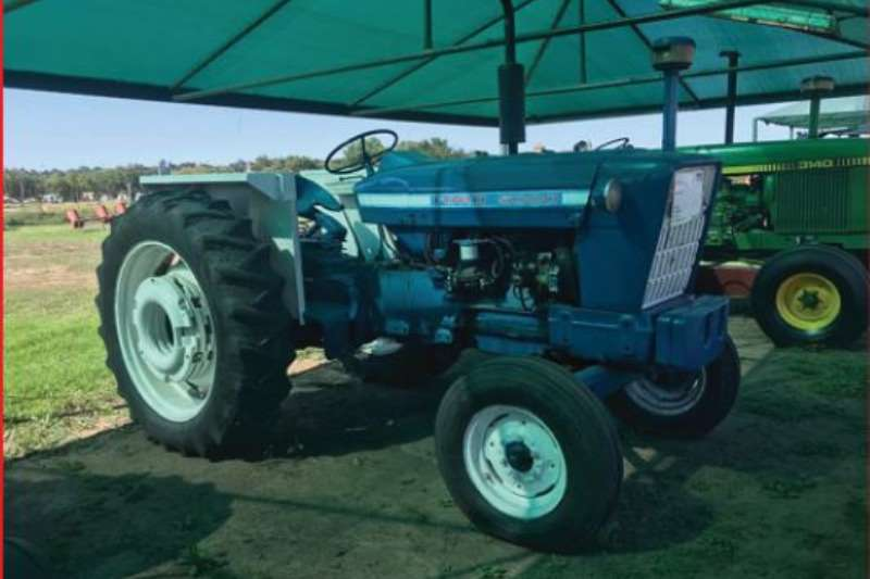 Ford Tractors 5000