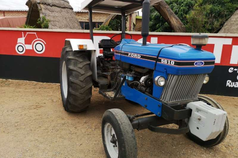 Ford Tractors 5610 2WD 72HP 53.7KW