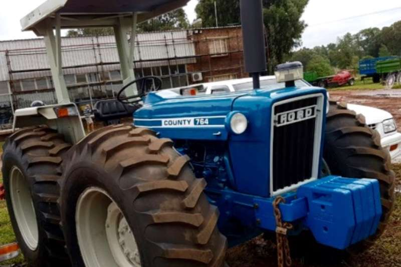Ford Tractors 764