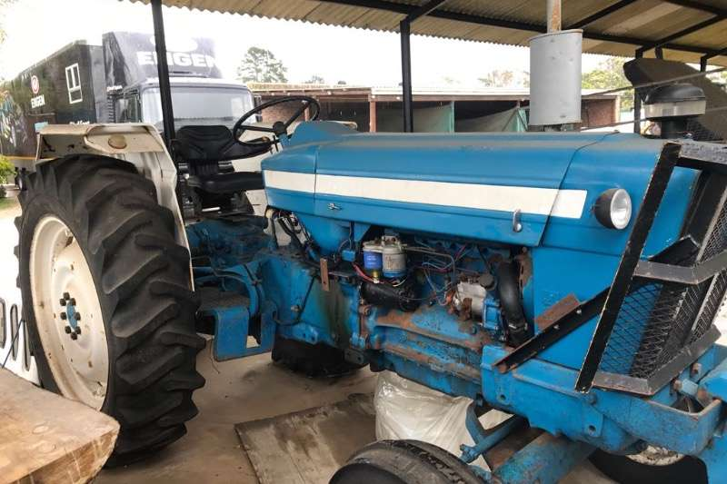 Ford Tractors Ford tractor 2wd 6600