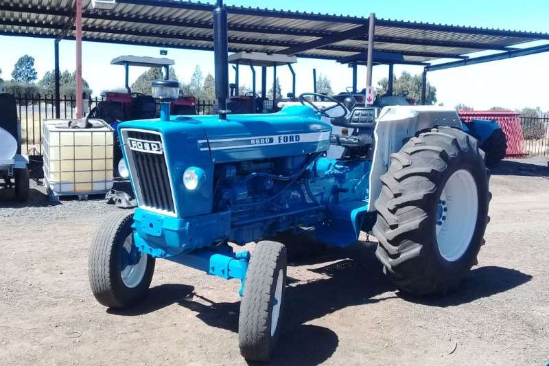 Ford Other tractors Ford 6600 Tractors