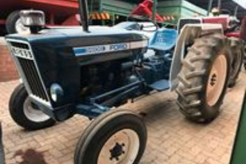 Ford Tractors Two Wheel Drive Tractors Ford 3600