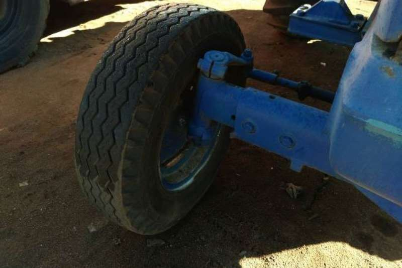 Ford Utility tractors Ford 5000 Tractor Tractors