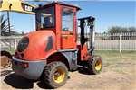 Forklift 4x4 Rough terrain forklift