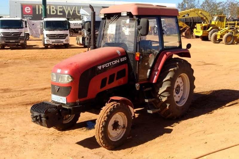 Foton Tractors FT820 Tractor 2010