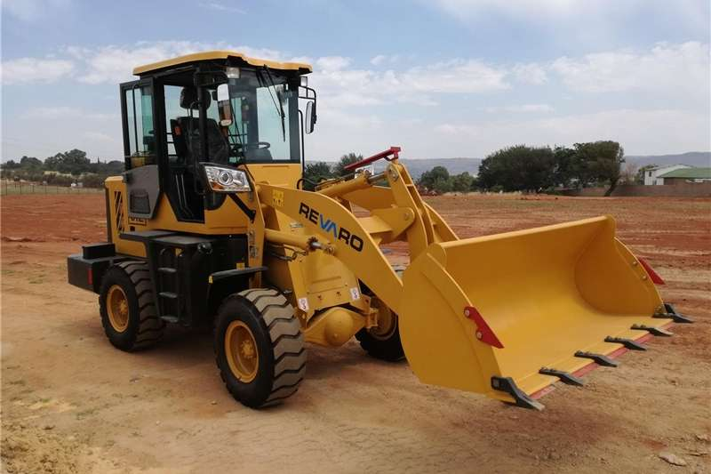 Construction New Revaro T REX 912 Front Wheel Loader Front end loader