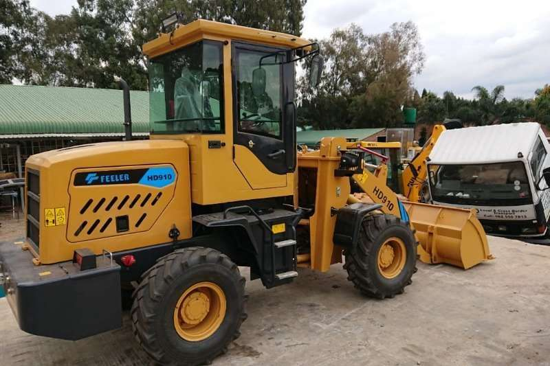 Farming Feeler HD910 Wheel Loader New (non turbo) Front end loader