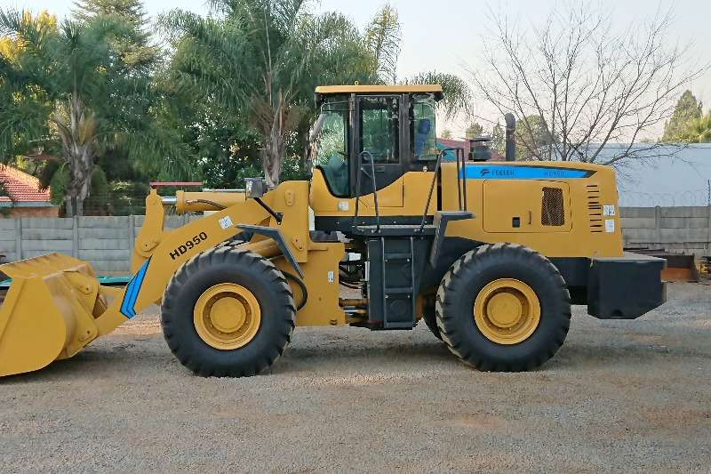 Feeler Construction HD950 Front end loader